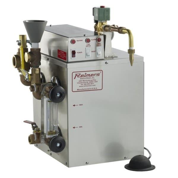 équipement vapeur - bouilloire